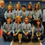 I. ženska ekipa 2010